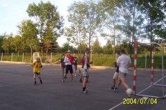 2004.06 - Oboz HAPKIDO w Jodlowce Tuchowskiej