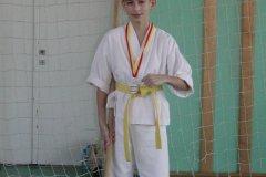 2004.12 - Medalisci I Mikolajkowego Turnieju TKD