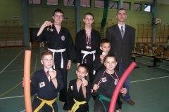 2008.12 - V Mikolajkowy Turniej Taekwondo
