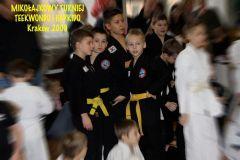 2009.12 - Mikolajkowy Turniej Taekwondo i Hapkido