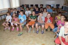 2012.06 - Obóz Hapkido w Jodłówce Tuchowskiej obiekt w Kołkówce