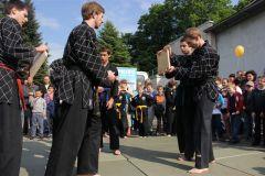 2013.05 - Pokaz Hapkido z okazji Święta Czyżyn