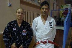 2014.09 - Trening z dr Akitoshi Sogabe