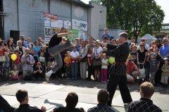 2012.05 - Pokaz Hapkido z okazji Święta Czyżyn
