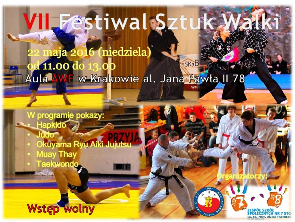 Plakat festiwal 2016